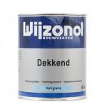 wijzenol dekkend