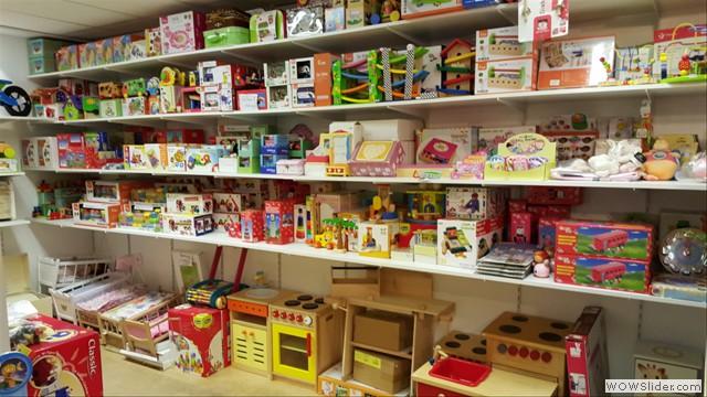 Wij verkopen ook leerzaam speelgoed